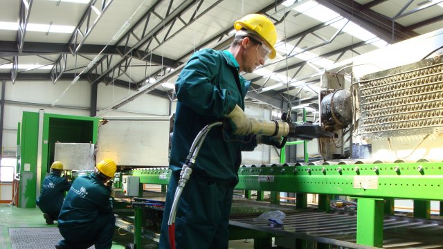 GreenWEEE International will invest 8,5 million EUR to open a new plant in Campia Turzii.