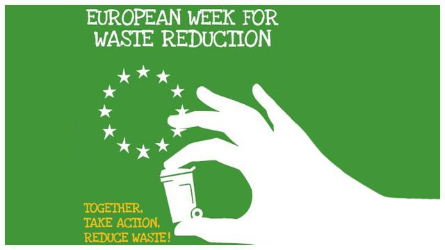 The European Week for Waste Reduction - 22-30 November 2014