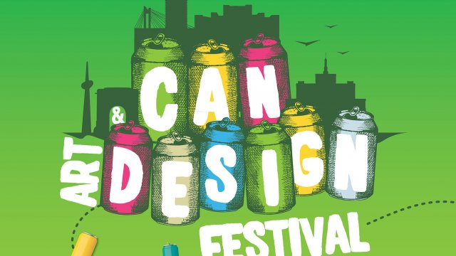 Ecodesign and Recycling at Can Art&Design Festival